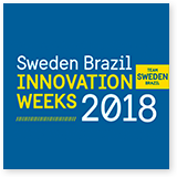 Sweden Brazil Innovation Weeks 2018